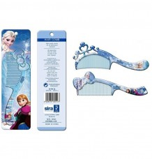 2x Frozen Princess Elsa Anti-static Plastic Comfortable Combs