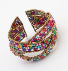colorful Vintage Bracelet