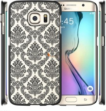 Hard Back Vintage Pattern Case For Samsung Galaxy S7
