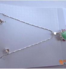 Necklace + Earrings set 3
