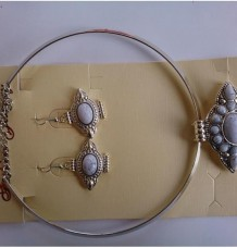Necklace + Earrings set 1