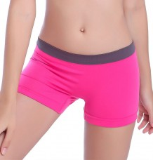 Sports Gym Workout Waistband Girl Skinny Yoga Shorts