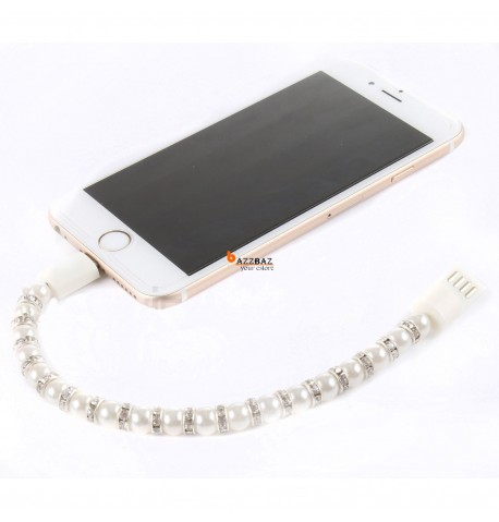 FASHION Bracelet USB Data Sync Charging Cable for iPhone