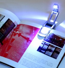 Bright clip on LED Book Light reading Booklight lamp